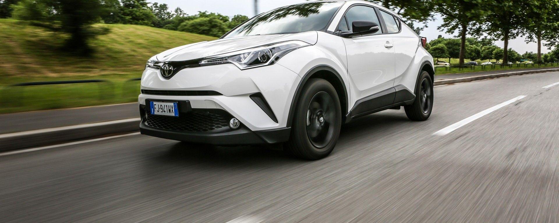 Toyota C-HR 1.2 Active