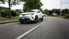 Toyota C-HR 1.2 benzina