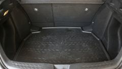 Toyota C-HR 1.2 Turbo benzina: il bagagliaio