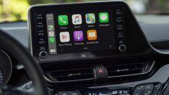 Toyota C-HR 2020, nuovo infotainment