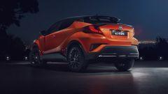 Toyota C-HR 2020: nuovo stile anche dietro
