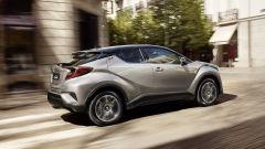Toyota C-HR: avrà motori 1.2 turbobenzina o full hybrid