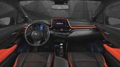Toyota C-HR Hy Power interni