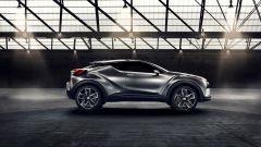 Toyota c-hr hybrid concept - Immagine: 6
