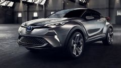 Toyota c-hr hybrid concept - Immagine: 1