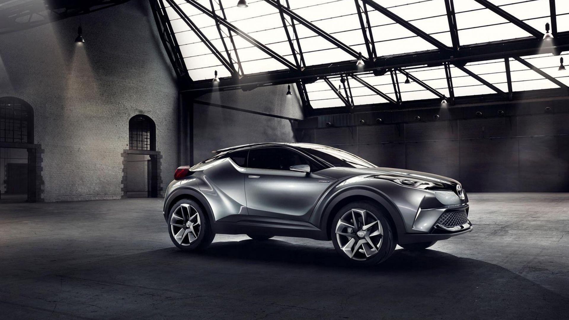 Concept  Toyota C-hr Hybrid Concept