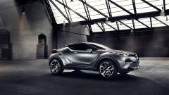 Toyota c-hr hybrid concept - Immagine: 8