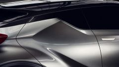 Toyota c-hr hybrid concept - Immagine: 14