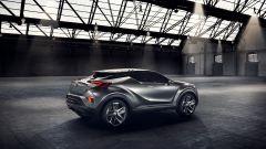Toyota c-hr hybrid concept - Immagine: 5