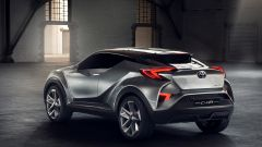 Toyota c-hr hybrid concept - Immagine: 3
