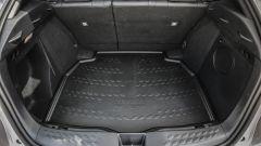 Toyota C-HR Hybrid: il bagagliaio