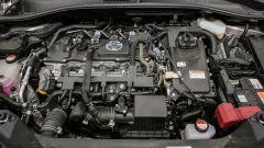 Toyota C-HR Hybrid: il motore
