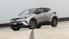 Toyota C-HR Hybrid: la giapponese monta un sistema Full Hybrid