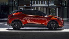 Toyota C-HR restyling, l'ibrido si fa in due. Il nostro test - Immagine: 3