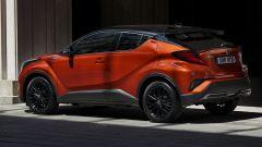 Toyota C-HR restyling, l'ibrido si fa in due. Il nostro test - Immagine: 5