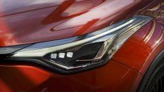 Toyota C-HR restyling, l'ibrido si fa in due. Il nostro test - Immagine: 7