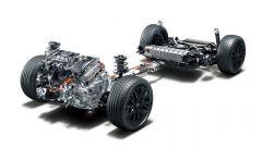 Toyota C-HR restyling, l'ibrido si fa in due. Il nostro test - Immagine: 15