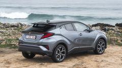 Toyota C-HR restyling, l'ibrido si fa in due. Il nostro test - Immagine: 23