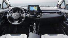 Toyota C-HR restyling, l'ibrido si fa in due. Il nostro test - Immagine: 27