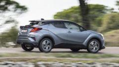 Toyota C-HR restyling, l'ibrido si fa in due. Il nostro test - Immagine: 29