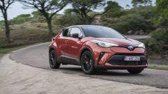 Toyota C-HR restyling, l'ibrido si fa in due. Il nostro test - Immagine: 33