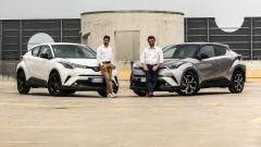 Toyota C-HR Hybrid  vs Toyota C-HR 1.2 Turbo: l'ibrida conviene se si percorrono più di 30.000 km/anno