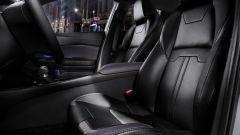 Toyota C-HR: i sedili sono rivestiti in ecopelle o pelle Nappa