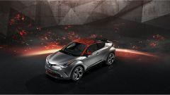 Toyota C-HR Hy Power: la crossover pepata è in arrivo - Immagine: 11