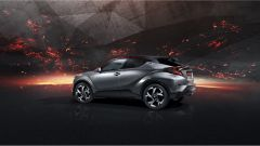 Toyota C-HR Hy Power: la crossover pepata è in arrivo - Immagine: 12
