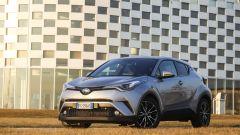 Toyota C-HR: la crossover coupé giapponese arriva sul mercato