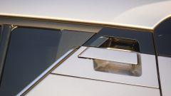 Toyota C-HR: la maniglia delle portiere posteriori