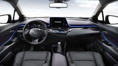 Toyota C-HR: le foto degli interni - Immagine: 7