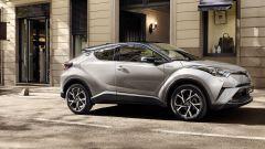 Toyota C-HR: le foto degli interni - Immagine: 14
