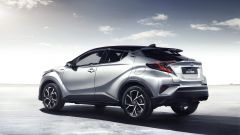 Toyota C-HR: le foto degli interni - Immagine: 16