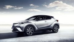 Toyota C-HR: le foto degli interni - Immagine: 17