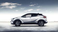Toyota C-HR: le foto degli interni - Immagine: 18