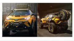Toyota C-HR Offroad Bully: rendering, scheda tecnica