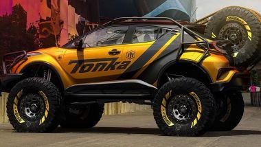 Toyota C-HR rendering