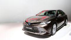 Toyota Camry dal 2019 arriva in Europa: prezzi, scheda tecnica, consumi