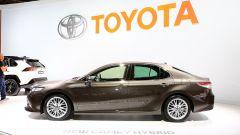 Toyota Camry: torna in Europa il successo degli USA - Immagine: 5