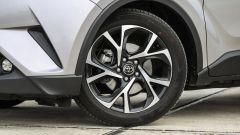 Toyota C-HR Hybrid 1.8 ECVT 4x2 Style: la prova dei consumi - Immagine: 10