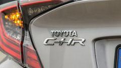 Toyota C-HR Hybrid 1.8 ECVT 4x2 Style: la prova dei consumi - Immagine: 11