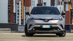 Toyota C-HR Hybrid 1.8 ECVT 4x2 Style: la prova dei consumi - Immagine: 16