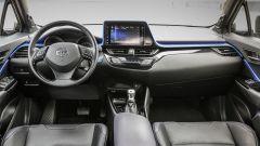 Toyota C-HR Hybrid 1.8 ECVT 4x2 Style: la prova dei consumi - Immagine: 21