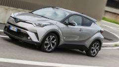 Toyota C-HR Hybrid 1.8 ECVT 4x2 Style: la prova dei consumi - Immagine: 1