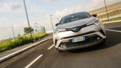 Toyota C-HR Hybrid 1.8 ECVT 4x2 Style: la prova dei consumi - Immagine: 3