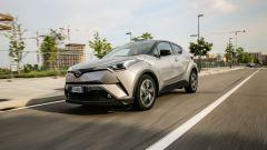 Toyota C-HR Hybrid 1.8 ECVT 4x2 Style: la prova dei consumi - Immagine: 7