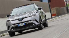 Toyota C-HR Hybrid 1.8 ECVT 4x2 Style: la prova dei consumi - Immagine: 5