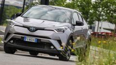 Toyota C-HR Hybrid 1.8 ECVT 4x2 Style: la prova dei consumi - Immagine: 2