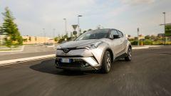 Toyota C-HR Hybrid 1.8 ECVT 4x2 Style: la prova dei consumi - Immagine: 8
